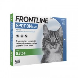 Frontline Spot On Gato 3 Pipetas