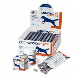 Condrovet Force HA 120 Comprimidos