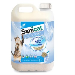 Sanicat Light & Clump 5 Litros
