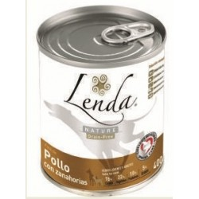 Lenda Lata Pollo 400 Gr