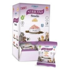 Serrano Snack Gato Pollo 50 Gr