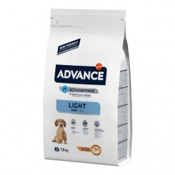 Advance Mini Light Pollo y Arroz 1,5 Kg