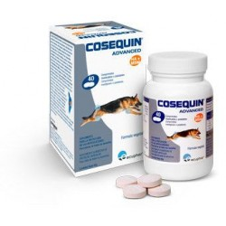 Cosequin Advanced Perros 40 Comprimidos