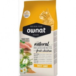 Ownat Classic Daily Care Gato 15 Kg