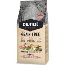 Óptima Gato Grain Free Adult 3 Kg