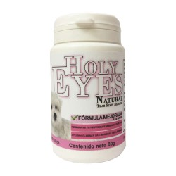 Holy Eyes Natural Blanqueador Lagrimal 60 Gr