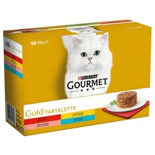 Purina Gourmet Gold Tartallete 12 x 85 g