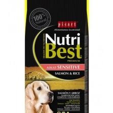 Picart Nutribest Adult Sensitive 3 Kg