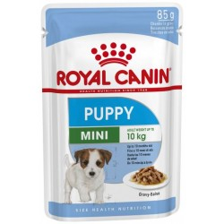 Royal Canin Puppy Mini Húmedo 85 Gr