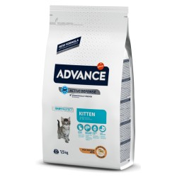 Advance Kitten Pollo Y Arroz 1,5 Kg