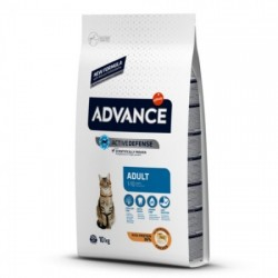 Advance Adult Cat Pollo Y Arroz 10 Kg
