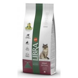 Libra Cat Adult Buey 15 Kg