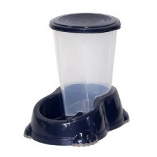 Bebedero Tolva Smart Pequeño 1,5 L Marino