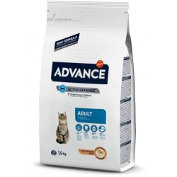Advance Adult Cat Pollo Y Arroz 3 Kg