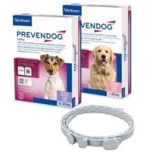 Prevendog Pack 2 Collares Antiparasitarios 0-25 Kg