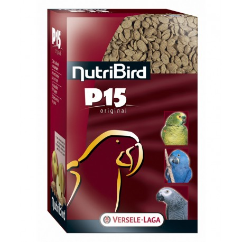 Versele Laga Nutribird P15 Original Loros 4 Kg