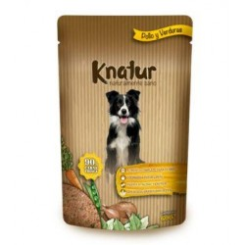 Knatur Pollo y Verduras 600 Gr