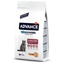Advance Cat Sterlized Senior +10 años 1,5 Kg