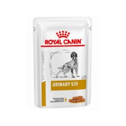 Royal Canin Urinary S/O Canine en Salsa 100 Gr