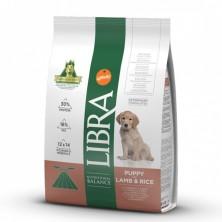 Libra Puppy Cordero 3 Kg