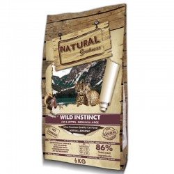 Natural Greatness Cat Wild Instinct Medium Large 6 kg