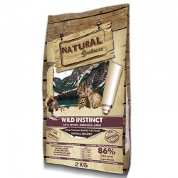 Natural Greatness Cat Wild Instinct Medium Large 2 kg