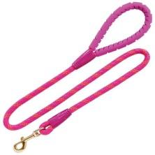 Correa Nylon Redondo Gum Púrpura