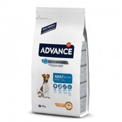 Advance Mini Adult Pollo Y Arroz 7,5 Kg