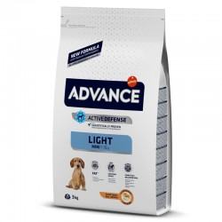 Advance Mini Light Pollo Y Arroz 3 Kg