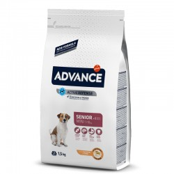 Advance Mini Senior Pollo y Arroz 1,5 Kg