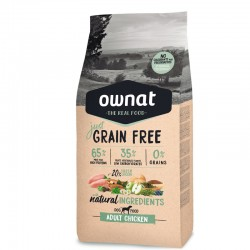 Óptima Grain Free Chicken 3 Kg