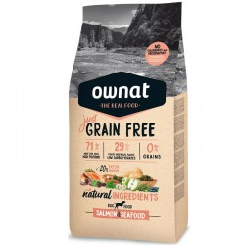 Óptima Grain Free Fish 3 Kg