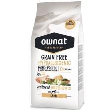 Máxima Hipoalergénico Grain Free Cordero 14 Kg