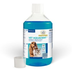Vet Aquadent Enjuague Bucal Perros y Gatos 250 Ml