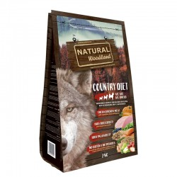 Natural Woodland Country Diet 2 Kg