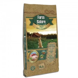 Farm Nature Adulto Buey con Verduras 12,5 Kg