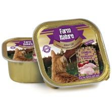 Farm Nature Conejo con Manzana y Moras 100 g