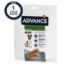 Advance Dental Care Stick Mini Dogs 7 Barritas