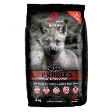 Alpha Spirit Puppies Semihúmedo 3 Kg