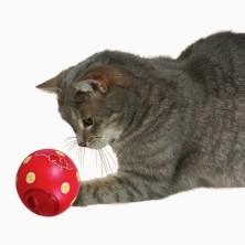 Cat Activity Pelota Snacks, ø7 cm