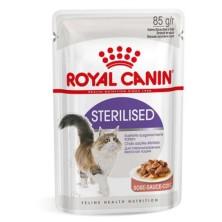 Royal Canin Sterilised Salsa comida húmeda 85 Gr