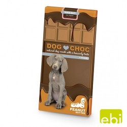 Dog Choc Tableta Chocolate Mantequilla 100 Gr