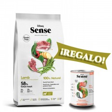 Dibaq Sense Cordero Mini Grain Free 6 Kg
