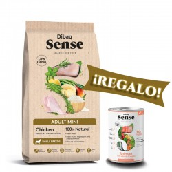 Dibaq Sense Adult Mini Pollo Low Grain 2 Kg
