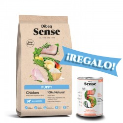Dibaq Sense Puppy Pollo Low Grain 2 Kg