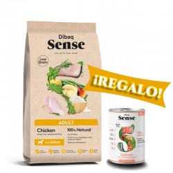 Dibaq Sense Adult Pollo Low Grain 12 Kg