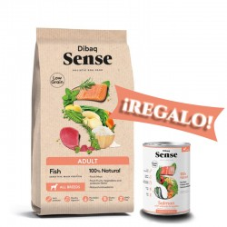 Dibaq Sense Adult Fish Low Grain 2 Kg