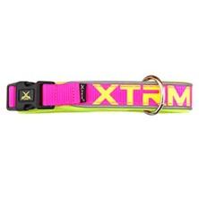 Collar X-TRM Neón Flash Fucsia