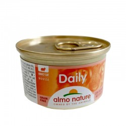 Almo Nature Daily Menu Mousee con Salmon 85 g