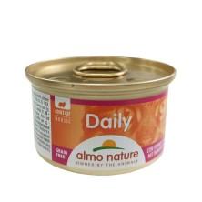Almo Nature Daily Menu Mousee con Atún y Salmón 85 g